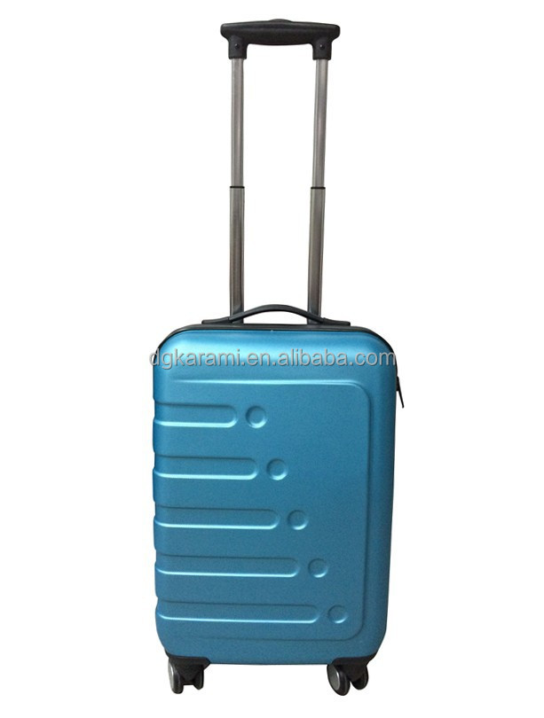 hot sell ABS trolley luggage
