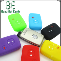 Alibaba recommend high quality and good price silicone car key shell for crown