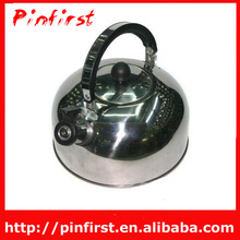 Non-electric Stainless Steel Whistling Tea Kettle