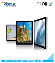 Full HD 43 inch lcd monitor for advertising display