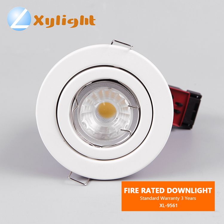 dimmable ip65 gu10 fire rated led downlights chrome low voltage 240v led fire loft insulation downlight