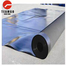 HDPE Geomembrane liner for arowana fish farm and side roll irrigation liner