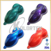 Wholesale Factory Price Car Paint Pearl