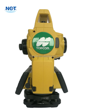 Topcon GTS-1002 dust and water protection IP66 used total station for sale