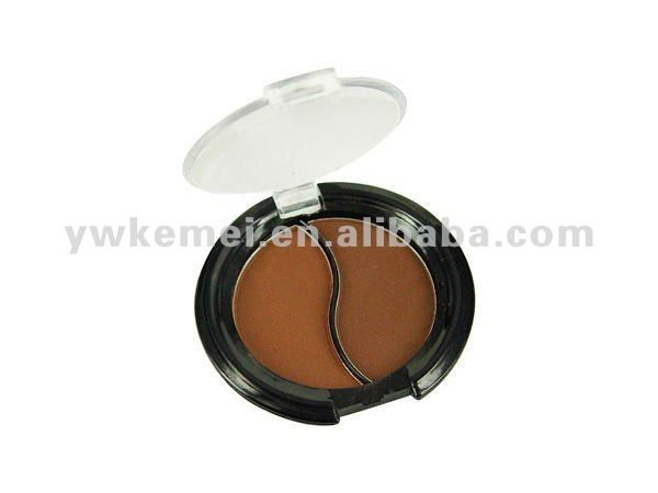 2 colors instant eyebrows powder