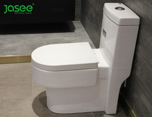 One-Piece Toilet With Flush Upc Valve Siphon Vortex Toile With Flush