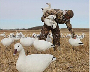 Wholesale Inflatable Foam Snow Goose Decoys for Hunting Factory Price