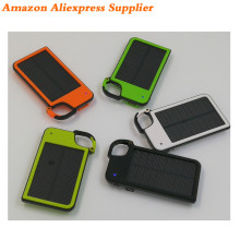 2017 Hot New Products Cheap Price Outdoor Mini Solar Power Bank Panel Battery Charger Cell Mobile Phone Led Light 20000Mah