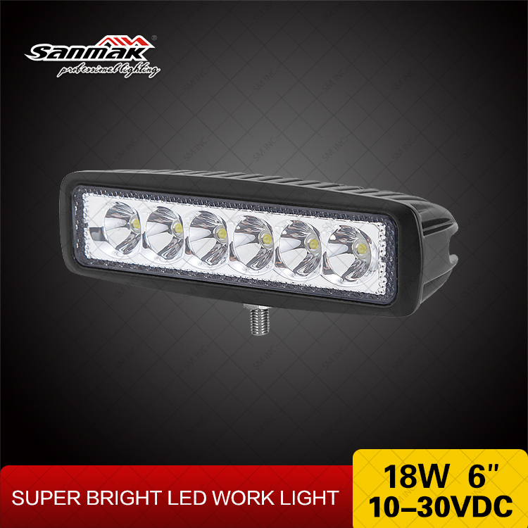 4000w 18w 4inch ATV car light