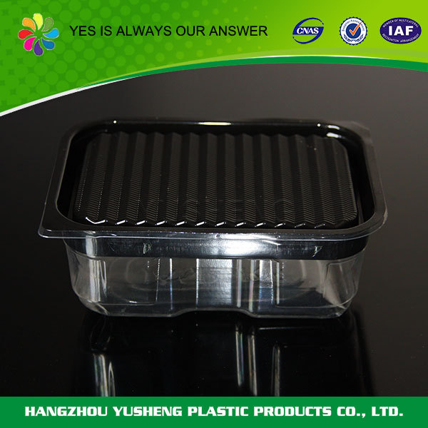 Non-slip biodegradable material frozen food packaging boxes