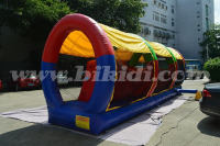 Sport outdoor Adult inflatable game, inflatable obstacle course for sale B5008