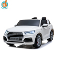 Audi Q5 2 seats ride on battery operated kids car