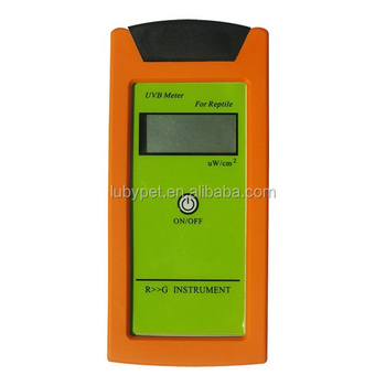 SuperReptile Automatic Solar UVB Meter, for reptile UVB measuring and testing