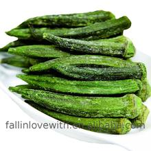 New product wholesale dried okra price
