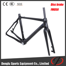 Carbon bicycle frames bb30, toray carbon disc brake frame carbon CX frame,internal carbon frameset China carbon bicycle fm059
