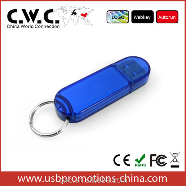 hot selling promotion gift logo solution pendrive 64 gb