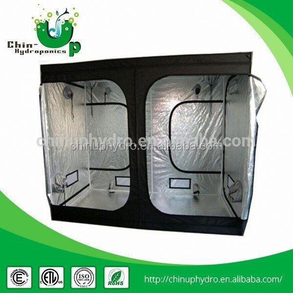 Mylar Fabric Cover Material and Home box Type Grow tent, tent garden