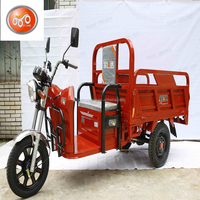 Hot sales! three wheel motorcycles strong power,beauty electric cargo tricycle for adults