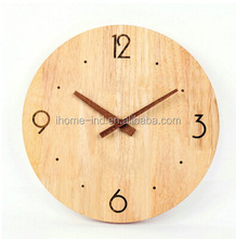 china home decor wholesale wall clocks funny designs cheap custom antique wooden clock
