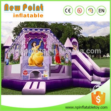 Big sale giant inflatable princess jumping castle kids and adult commercial inflatable moonwalk