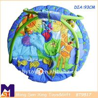 2011 discovery lights music baby play mat and gym