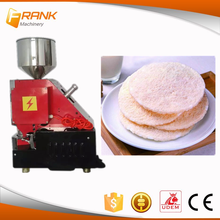 alibaba express rice cake snacks making machine/ puffed rice cake maker