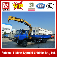 mitsubishi fuso crane truck used truck mounted crane crane truck with 10-12 tons