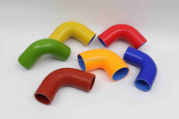 High performance Silicone 90 Degree Elbow Hose