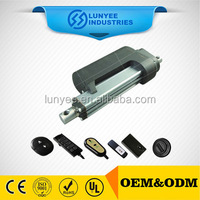 12V DC Mini permanent magnet linear actuator ,firm structure,durable.