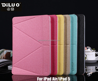 Newest Transformer TPU Tablet Cover for iPad Air /iPad 5 Leather Case