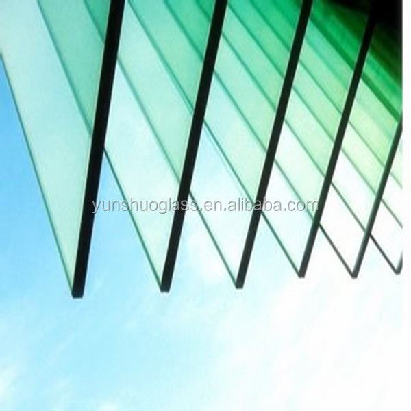 6mm clear density tempered glass price