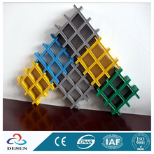 Structure Light Molded Fiberglass Grp Frp Grating Price