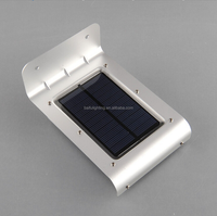 C015 new design solar led outdoor wall light up and down