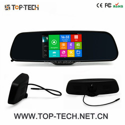 5inch Android Mirror HD 1080P Car DVR Camera Rearview Mirror TP-C63