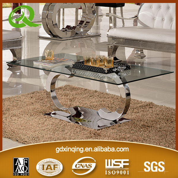 C286 Fancy living room table furniture table set