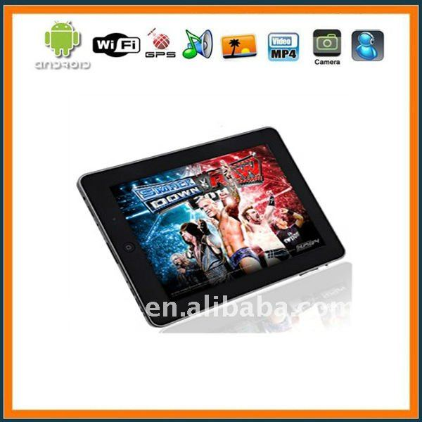 Hot-selling Android 2.3 8inch Freescale A8 Google Tablet PC MID