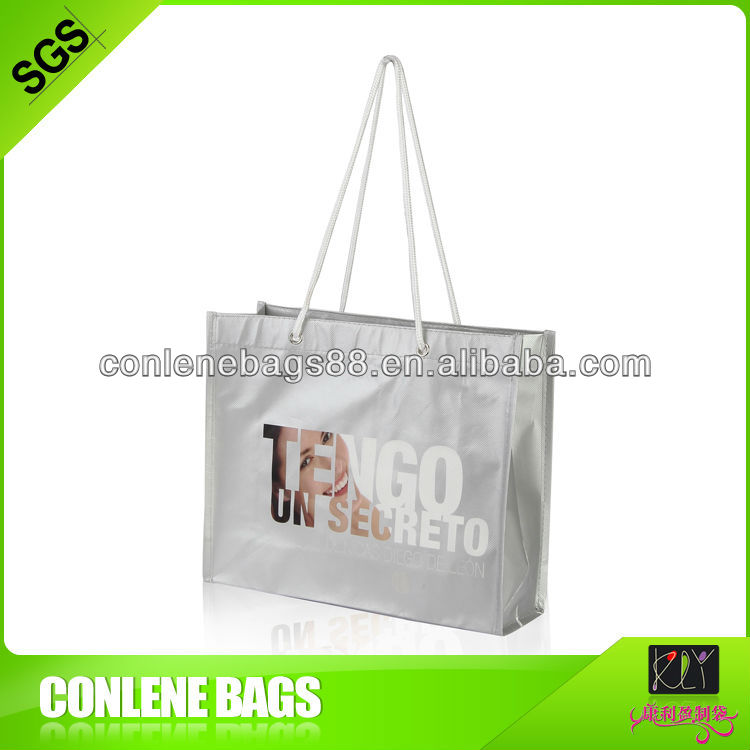 customized pp non woven drawstring bags