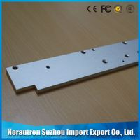 Chinese various types pin fin heat sink aluminium extruded profiles