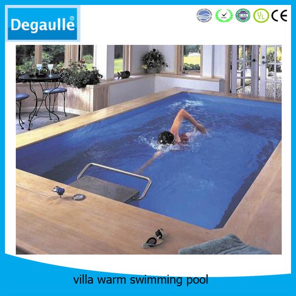 Villa Warm Pool Indoor Swimming Pool With Massage Swimming Pool Wave Machine
