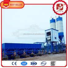 2016 Latest technology concrete batching machinery hzs75 ready mixed concrete plant