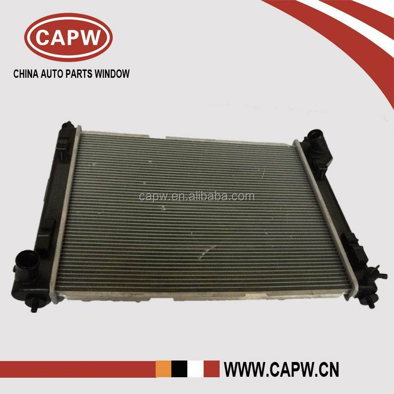 Radiator for Nissans Sentra B17 MR18 21410-3RA0A Auto Spare Parts