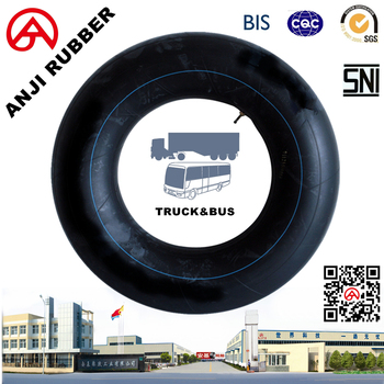 Truck & Bus Butyl Inner Tube----ANJI RUBBER