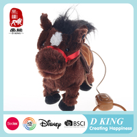 Funny electronic plush toy animal for kids