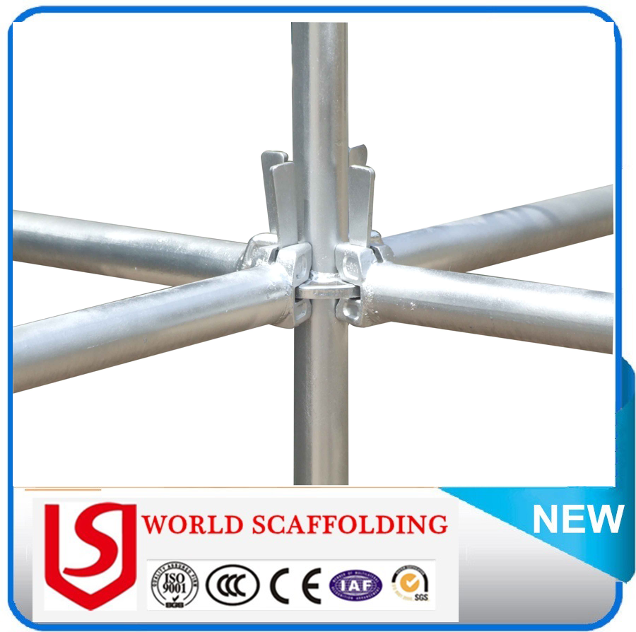World Manufacturing OEM Best Price Cuplock Scaffolding for Building Construction, Made in Tianjin /China