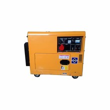 3kw 5kw 6.5kw 7.5kw portable generator air-cooled diesel generator for home use