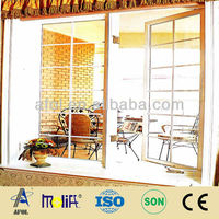 AFOL Environment friendly PVC doors and windows