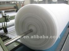 thermal bonded polyester cotton batting non woven cloth roll