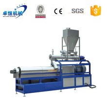 highly concentrated soya protein making machine