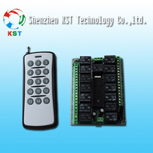 15 Channel Multi- Function Different Frequencies Remote Control Switch