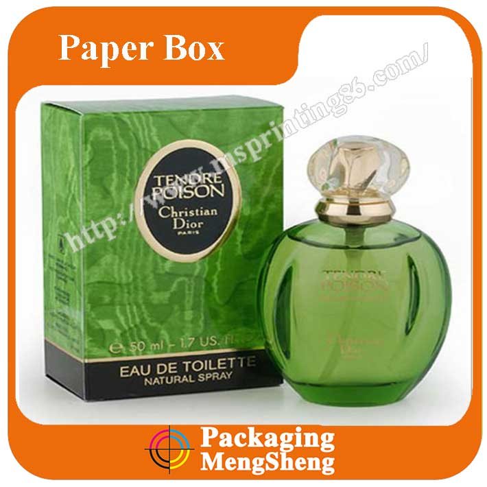 China eco-friendly paper Home fragrance box design